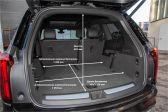 Cadillac XT6 2019 - Размеры багажника