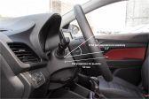 Hyundai Solaris 2020 - Внутренние размеры