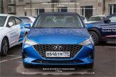 Hyundai Solaris 2020 - Внешние размеры