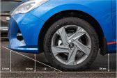 Hyundai Solaris 2020 - Клиренс