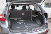 Hyundai Creta 202003 - Размеры багажника