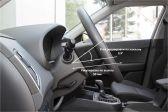 Hyundai Creta 202003 - Внутренние размеры