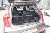 Kia Picanto 2015 - Размеры багажника
