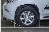 Lexus GX460 2013 - Клиренс