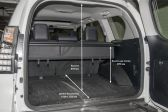 Lexus GX460 2013 - Размеры багажника