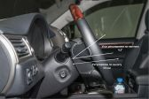 Lexus GX460 2013 - Внутренние размеры