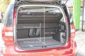 Skoda Yeti 201309 - Размеры багажника