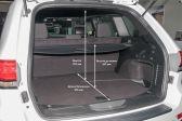 Jeep Grand Cherokee 2013 - Размеры багажника