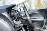 Kia Ceed 2015 - Внутренние размеры