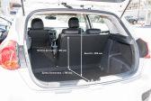 Kia Ceed 2015 - Размеры багажника
