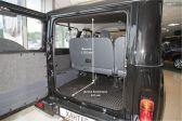 УАЗ Хантер 2003 - Размеры багажника