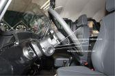 УАЗ Хантер 2003 - Внутренние размеры