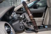 Jaguar XJ 2016 - Внутренние размеры