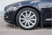 Jaguar XJ 2016 - Клиренс