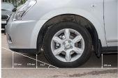 Nissan Almera 2012 - Клиренс