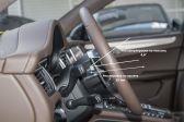 Porsche Macan 2013 - Внутренние размеры