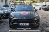 Porsche Macan 2013 - Внешние размеры