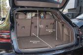 Porsche Macan 2013 - Размеры багажника