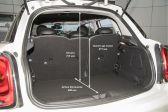 Mini Hatch 2014 - Размеры багажника