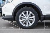 Nissan Qashqai 201311 - Клиренс