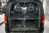 Mercedes-Benz V-Class 2014 - Размеры багажника
