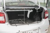 Renault Logan 201403 - Размеры багажника