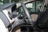 Renault Logan 201403 - Внутренние размеры