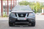 Nissan Terrano 201404 - Внешние размеры