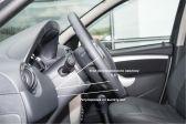 Nissan Terrano 201404 - Внутренние размеры