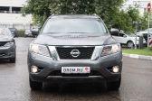 Nissan Pathfinder 2014 - Внешние размеры