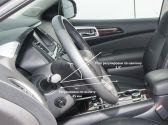Nissan Pathfinder 2014 - Внутренние размеры