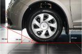 Renault Sandero 2012 - Клиренс