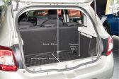 Renault Sandero 2012 - Размеры багажника