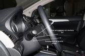 Nissan Sentra 2014 - Внутренние размеры