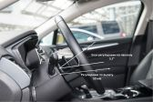 Ford Mondeo 2014 - Внутренние размеры