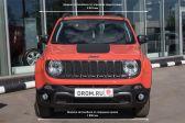 Jeep Renegade 201403 - Внешние размеры