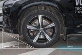 Volvo XC90 2014 - Клиренс