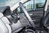 Nissan X-Trail 2013 - Внутренние размеры