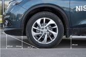 Nissan X-Trail 2013 - Клиренс
