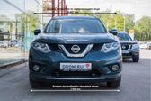 Nissan X-Trail 2013 - Внешние размеры