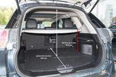 Nissan X-Trail 2013 - Размеры багажника