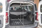 Лада Ларгус Кросс 201411 - Размеры багажника
