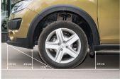 Renault Sandero Stepway 201411 - Клиренс