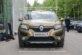 Renault Sandero Stepway 201411 - Внешние размеры