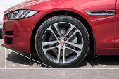 Jaguar XE 2015 - Клиренс