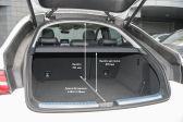 Mercedes-Benz GLE Coupe 2014 - Размеры багажника