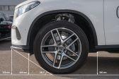 Mercedes-Benz GLE Coupe 2014 - Клиренс