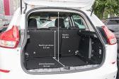 Лада Х-рей 201511 - Размеры багажника