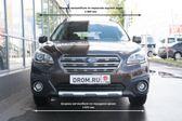 Subaru Outback 2014 - Внешние размеры