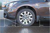 Subaru Outback 2014 - Клиренс